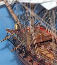 Готовые модели кораблей ручной работы. Ингерманланд.