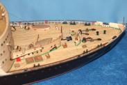 стендовая модель ледокола Ленин 2