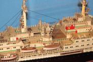 Готовая модель ледокола Ленин 3
