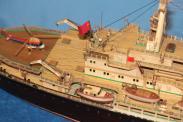 Колекционная модель ледокола Ленин 4