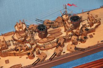 Модель корабля Советский Союз 12.