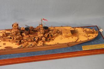 Модель корабля Советский Союз 16.