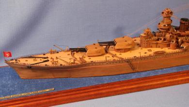 Модель корабля Советский Союз 2.
