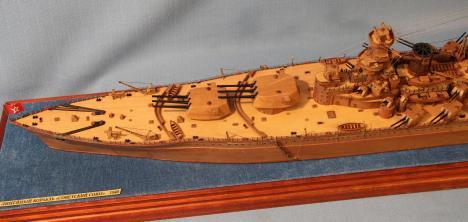 Модель корабля Советский Союз .
