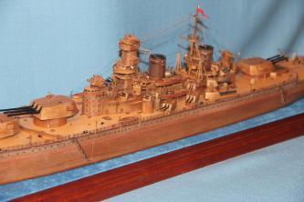 Модель корабля Советский Союз 8.