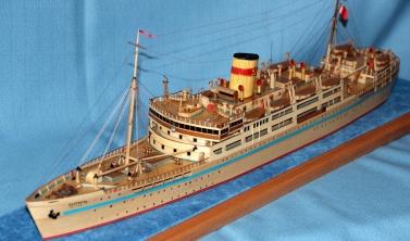 Модель Лайнера Балтика 1