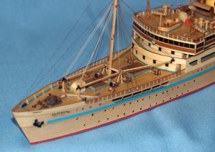 Модель Лайнера Балтика 11