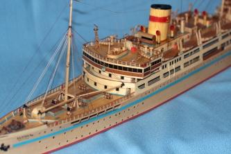 Модель Лайнера Балтика 12