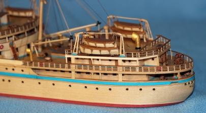 Модель Лайнера Балтика 15