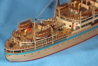 Модель Лайнера Балтика 5