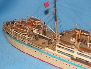 Модель Лайнера Балтика 7