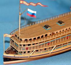 Готовые модели кораблей, пароход Великая княжна Ольга Николаевна