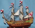 модель корабля Орёл 1.