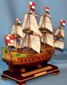 Модель корабля Орёл. 80