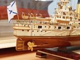 Модель корабля броненосца Ретвизан. 6