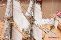 Модель корабля XVIII века Штандарт