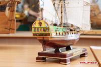 Модель военного корабля Штандарт