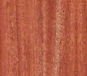шпон красного дерева для днища моделей кораблей