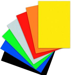 цветная бумага для декора моделей парусных кораблей