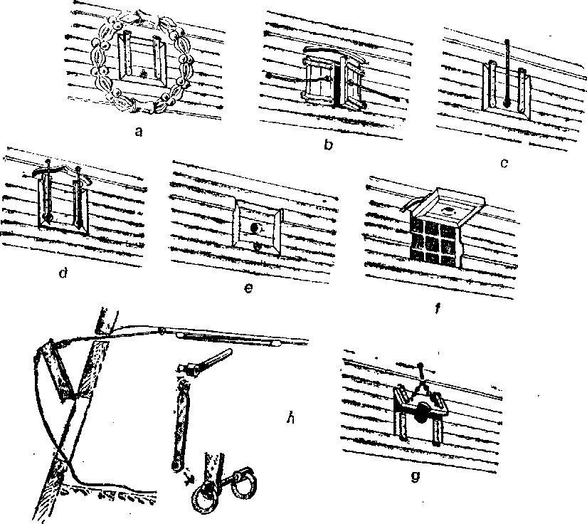 Виды орудийных портов
