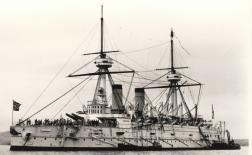 броненосец Император Александр II