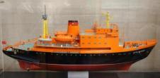 Модель ледокола проекта 97