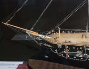 Авторская модель крейсера Адмирал Корнилов