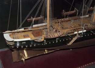 Авторская модель крейсера Адмирал Корнилов ЦВММ