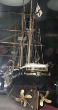 Авторская модель корабля Адмирал Корнилов ЦВММ