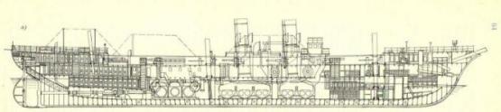 корпус корвета Витязь II
