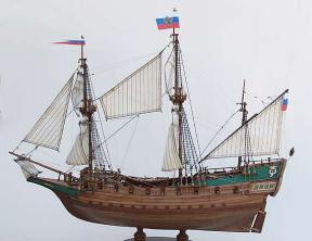 Модель корабля Апостол Пётр