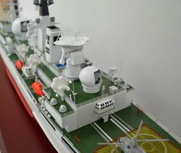Авторская модель корабля 1914 Маршал Крылов