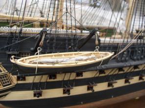 Авторская модель корабля Азов 10