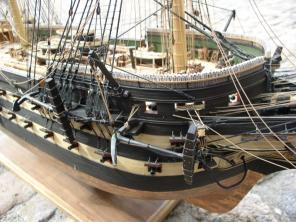 Коллекционная модель корабля Азов 11