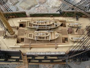 Авторская модель корабля Азов 3