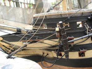 Авторская модель корабля Азов 7