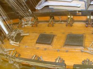 яхта «Нева» авторская модель