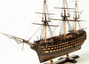 Модель корабля «Азов»