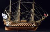 Модель корабля «Иоанн Креститель»