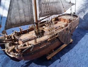 Коллекционная модель бота Святой Гавриил,