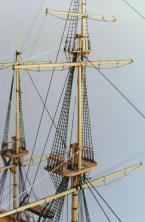 Коллекционная модель корабля Святой Павел. марс