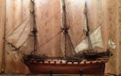 Модель корабля «Трёх Иерархов»