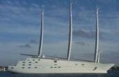 Яхта S-Y-A. общий вид