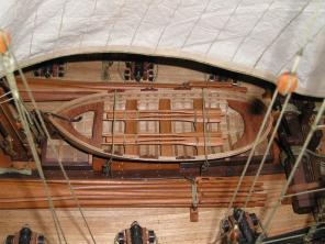 Авторская модель яхты RoyalTransprt 7